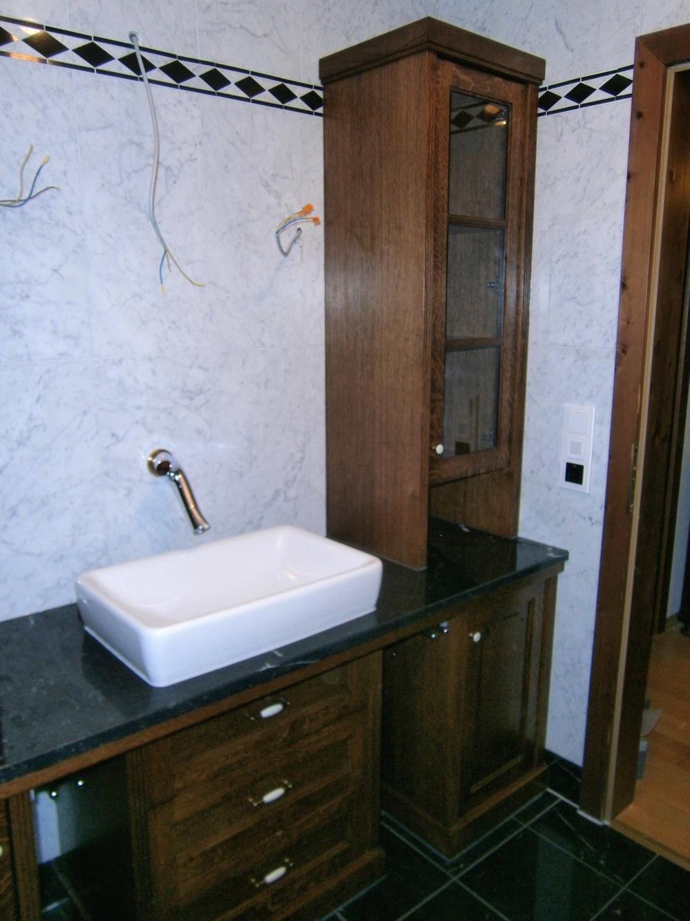 Badezimmer Aus Holz mit genial design für ihr haus ideen